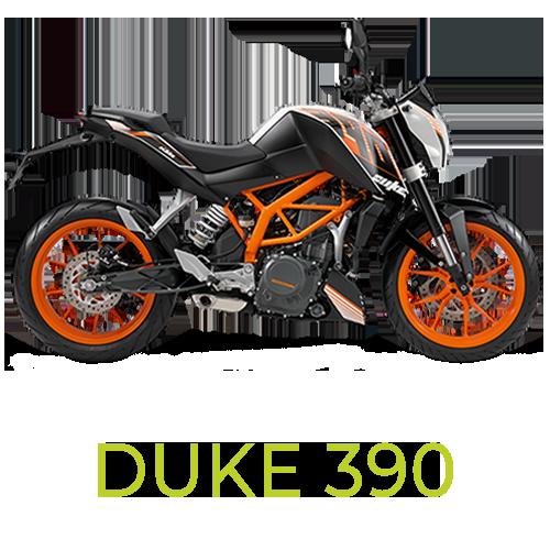 Duke 390