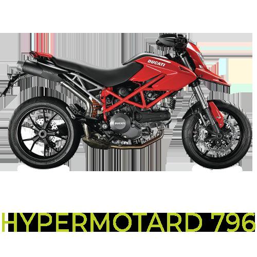 Hypermotard 796